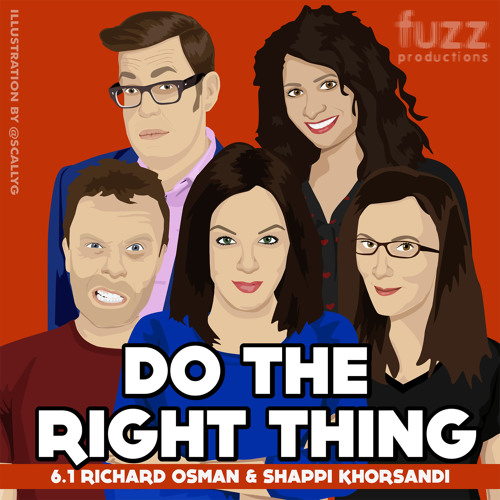 Do The Right Thing – July 2016