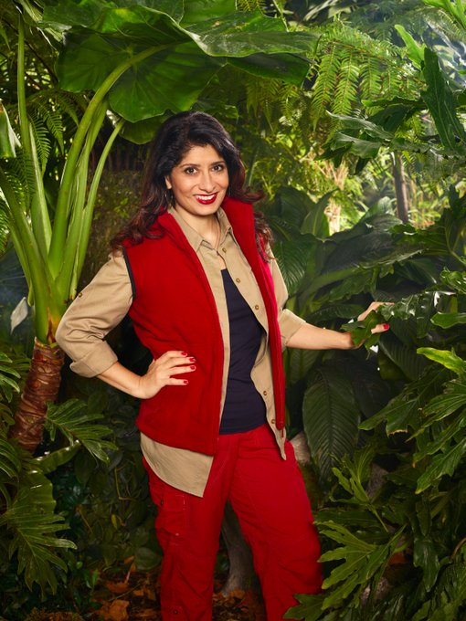 Shappi Joins I'm A Celebrity… Get Me Out Of Here!