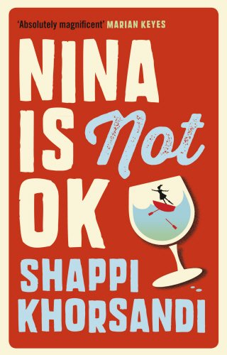 Nina Is Not OK Out in Paperback.