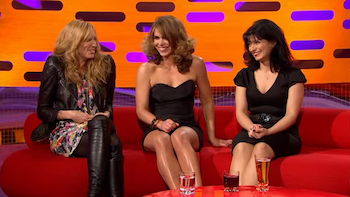 Graham Norton Show – S07E10 – 2010