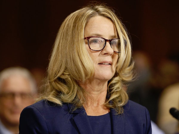 Christine Blasey Ford's decades-long silence is no anomaly. I know, because I did the same