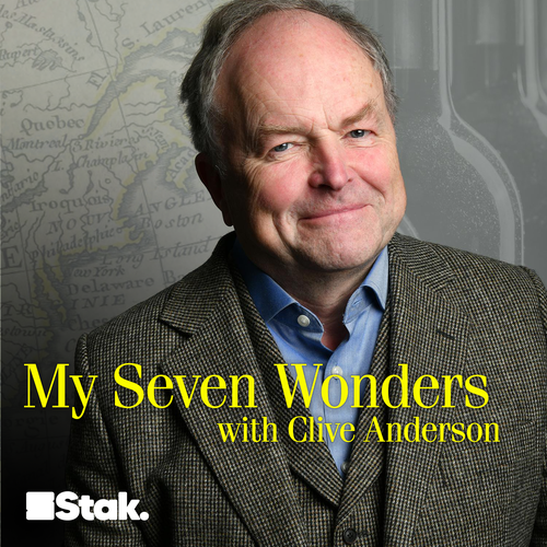 My Seven Wonders with Clive Anderson