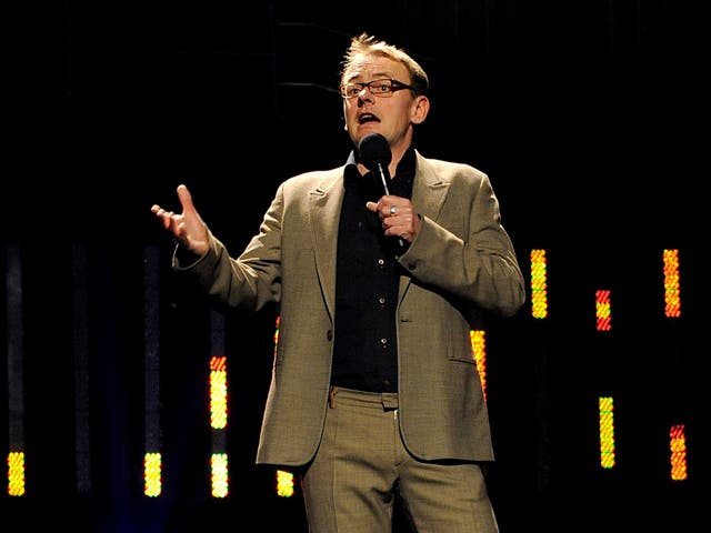 I was in awe of Sean Lock – this is a colossal loss to the world of comedy